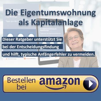Buch Eigentumswohnung Kapitalanlage